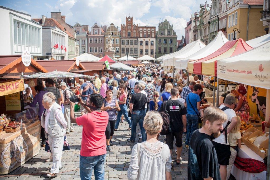 XV Ogólnopolski Festiwal Dobrego Smaku już wkrótce. Będzie można spróbować… pyry z gzikiem na oleju konopnym