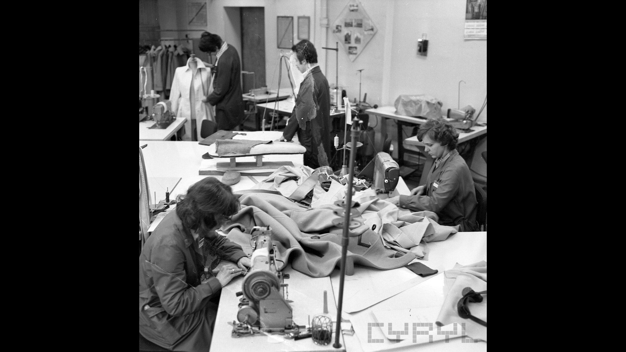 Zakłady Przemysłu Odzieżowego Modena, czyli jak Poznań stał się modową siłą w Polsce